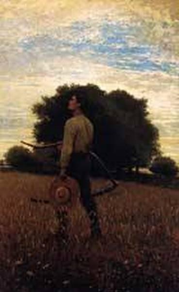 Song of the Lark aka In the Field 1876